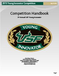Image: Competition Handbook