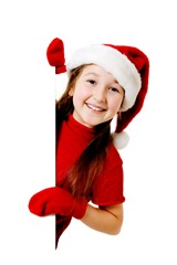 christmas-girl-sign