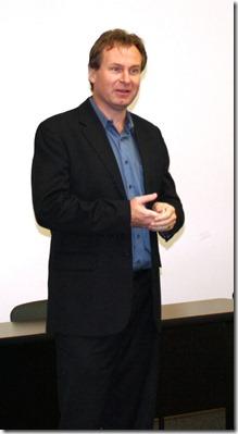 Dr. Sebastian Dewhurst - EASA Software CEO