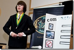 USF Young Innovator - George Seits (2012)