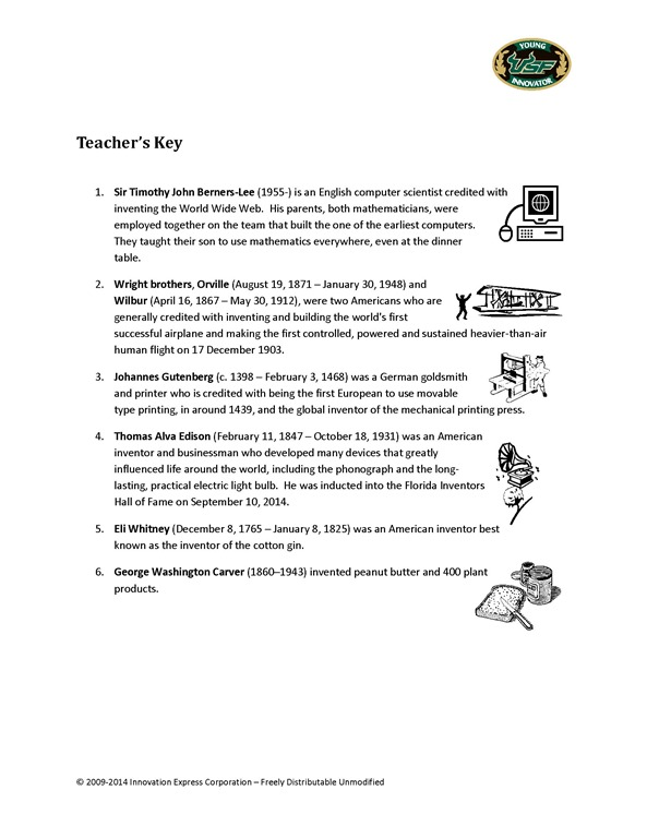 cotton gin worksheet